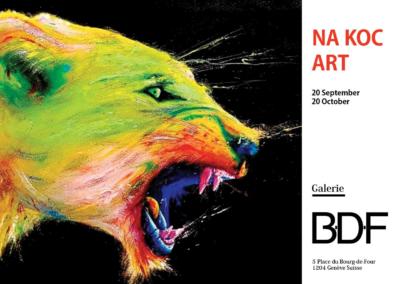 Exposition de l'artiste Na Koc Art