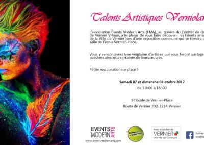 Talents Artistiques Verniolans (TAV)