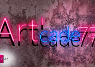 Art'cade 77 – Inauguration !