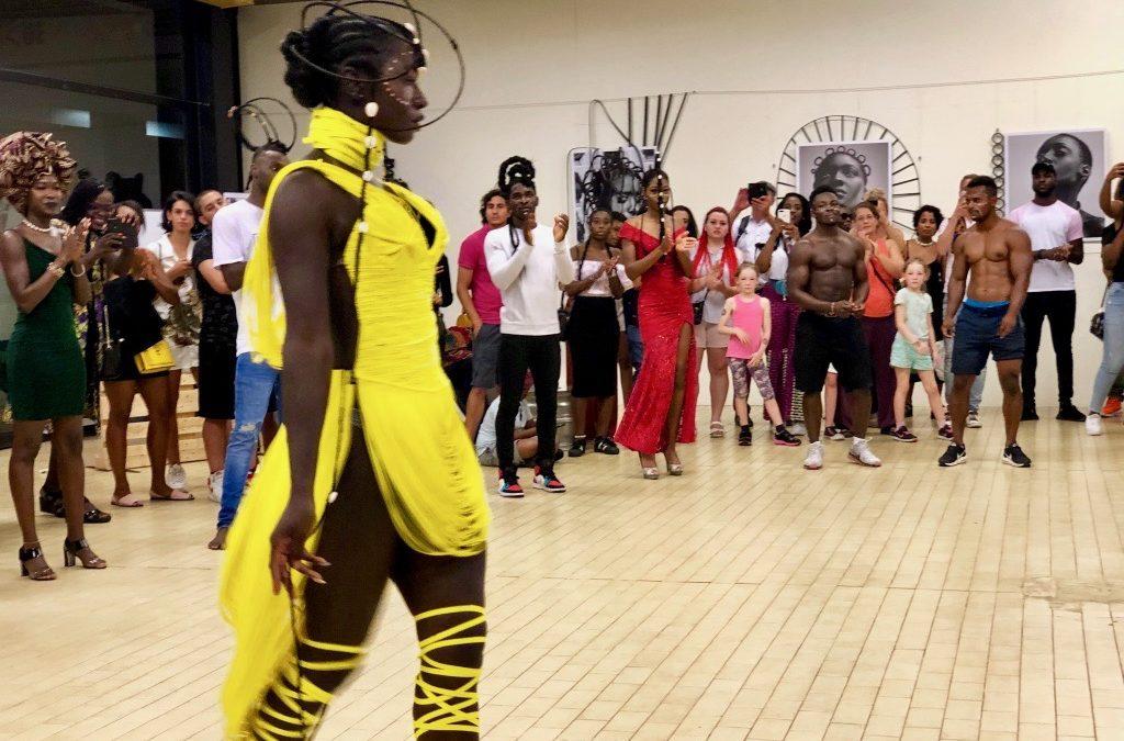 Vernissage Esthétique de la Coiffure Africaine