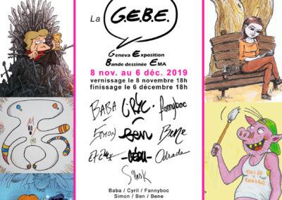 Vernissage G.E.B.E.