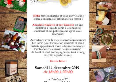 Accord's Raclette et son Marché !
